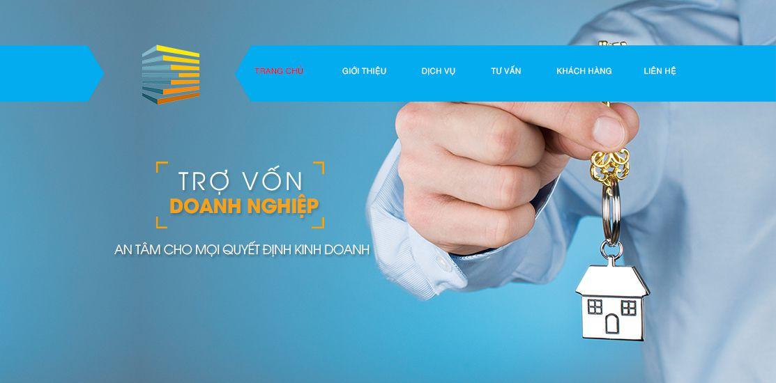 Website - Cho thuê tài chánh