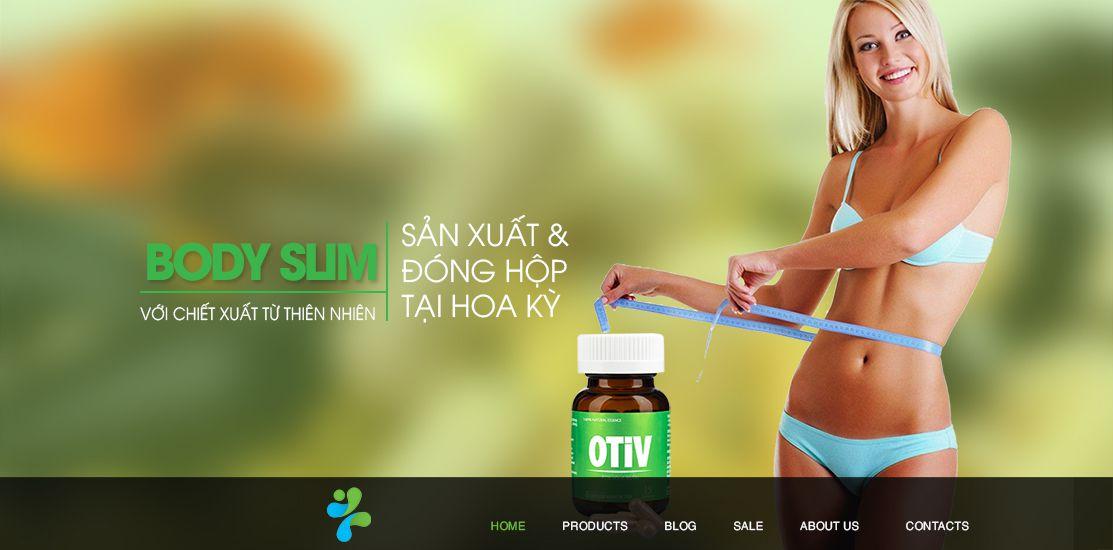 Website - Thuốc & thực phẩm chức năng