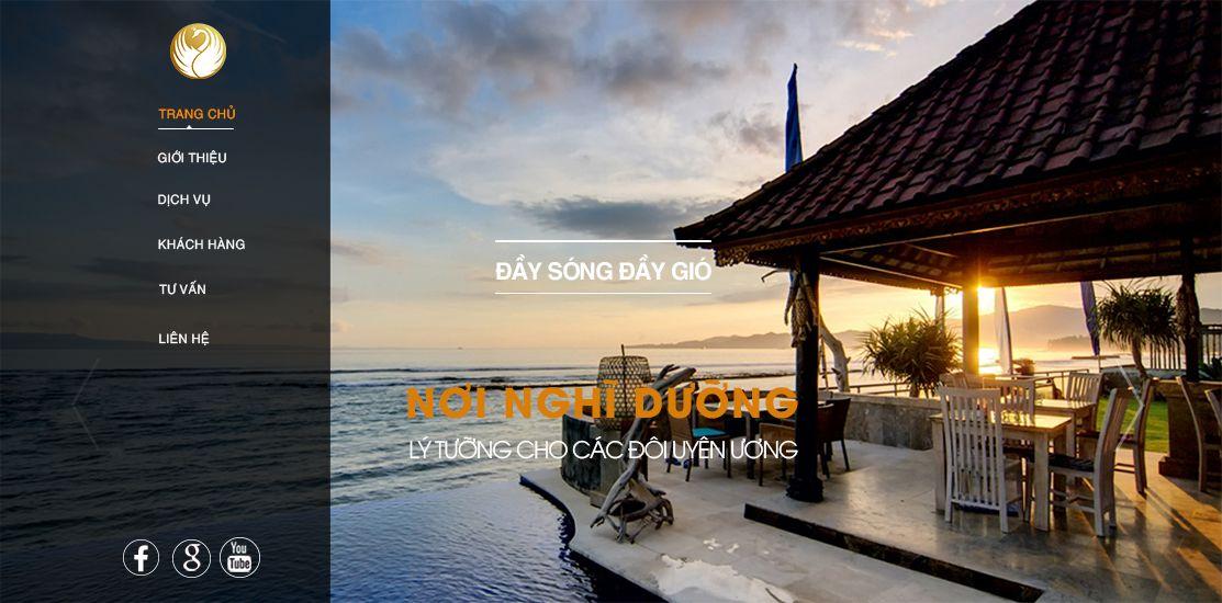 Website - Khách sạn