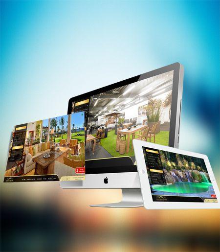 Website - Bán hàng nội ngoại thất